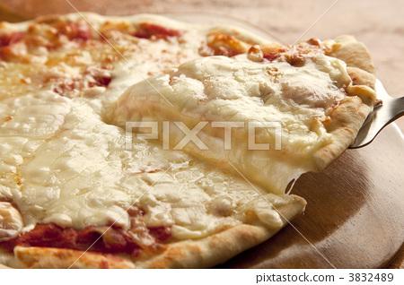 pizza, mozzarella, margarita 3832489