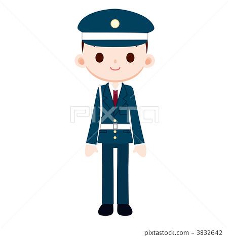Security guard 3832642
