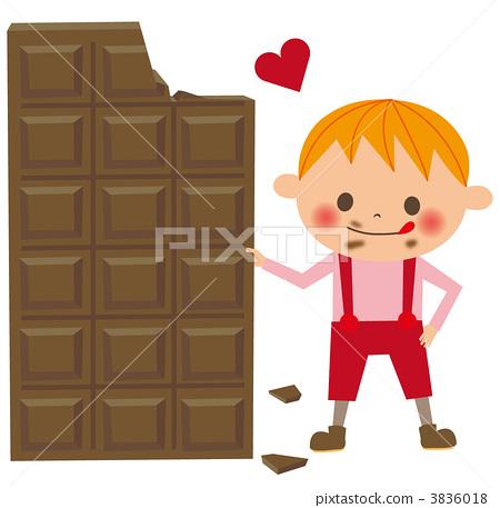 Chocolate and boys 3836018
