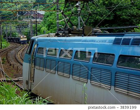 EF66, EF65, 화물열차 3839199