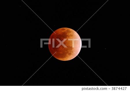 Total lunar eclipse 3874427