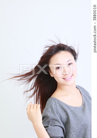 頭髮模型圖像 3880016
