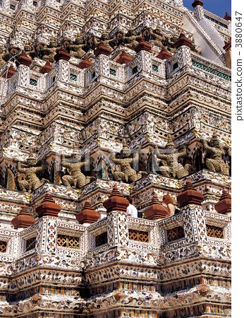 Bangkok Wat Arun 3880647