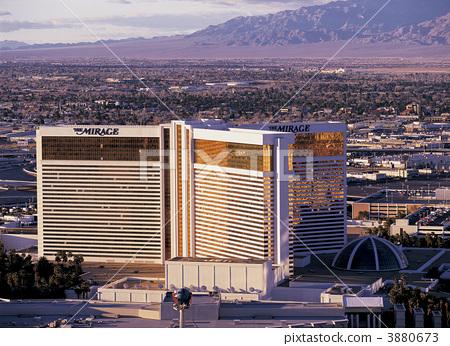 From Las Vegas Paris Hotel 3880673