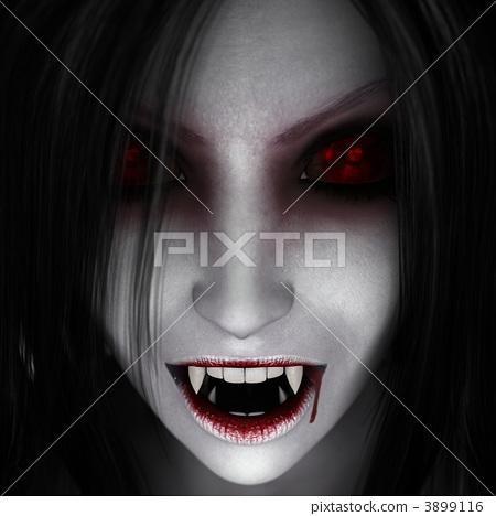 德古拉 吸血鬼 害怕的 3899116