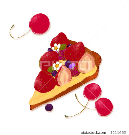 pastry, western confectionery, western-style sweet 3911663
