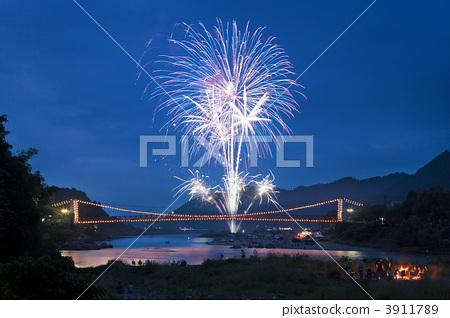 Firework display, opening ceremony !! 3911789