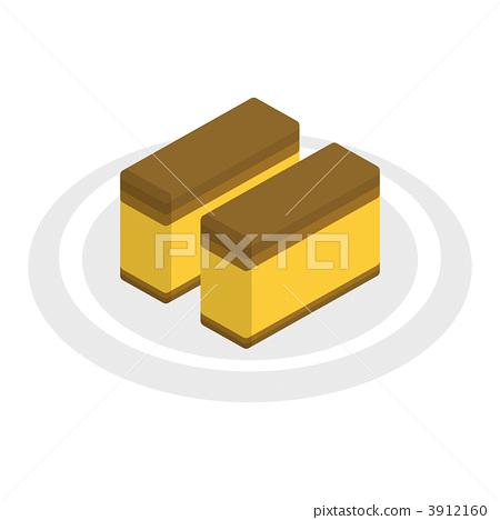 castellammare, castella, sponge cake 3912160