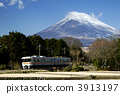 Mount Fuji and the Gotemba Line 3913197