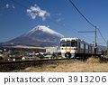 Mount Fuji and the Gotemba Line 3913206