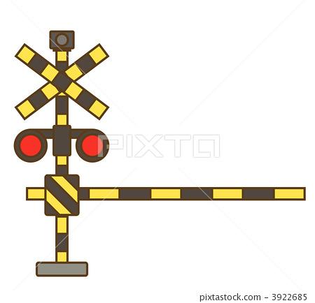 Railroad Crossing 3922685