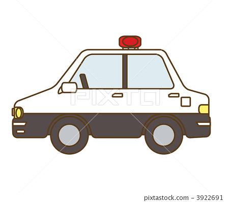 Police car 3922691