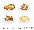 gratin omelet rice 3923337