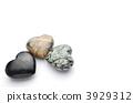 หินรูปหัวใจ 3929312