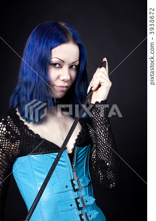 Young girl wait for play bdsm 3938672