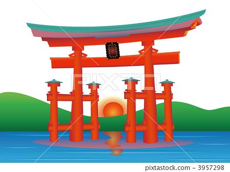 Otorii Miyajima 3957298