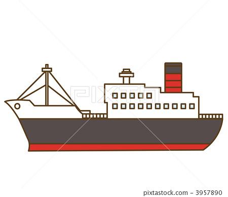 船 3957890