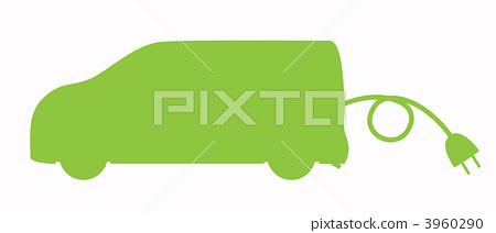 電動汽車圖像 3960290