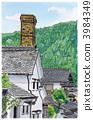 Watercolor Imari 3984349