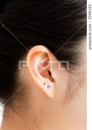 耳環 刺穿 身體穿環 3998163