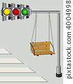 Children swing 4004998
