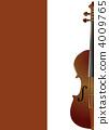 Violin background 4009765