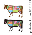 奶牛 牲口 牛 4011123