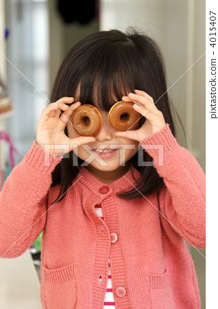 도너츠 안경 4015407