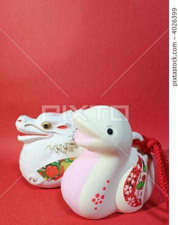 Dragon and Tsumi's doll bells 4026399