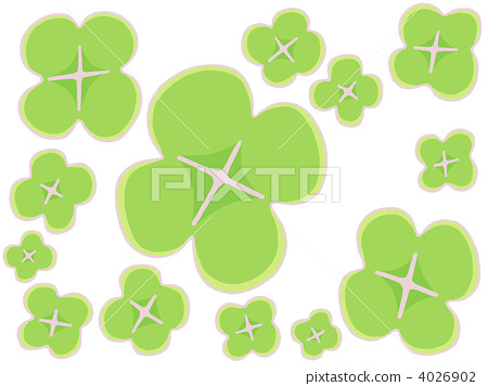 Four leaves clover 4026902