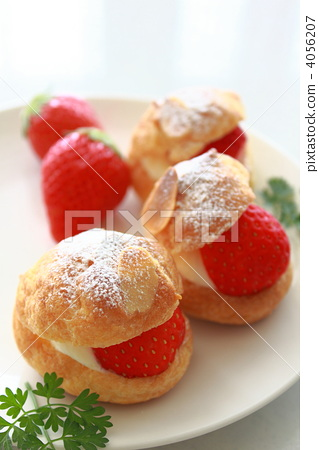 Shoulder strawberries 4056207