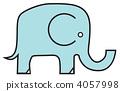 elephant 4057998