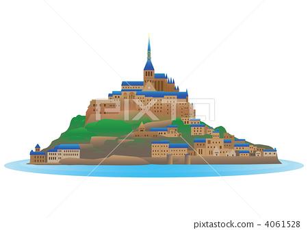 Mont Saint-Michel 4061528