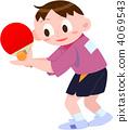 乒乓球薩博 4069543
