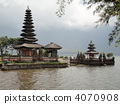 shrines and temples, indonesia, lake bratan 4070908