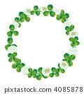 White clover 4085878
