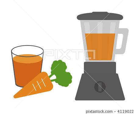 Carrot Juice 4119022