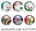 赌场图标 4121160