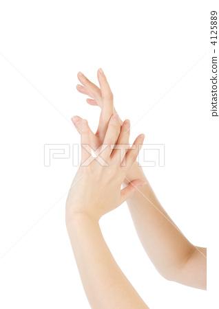 手 漂亮 身體部位 4125889