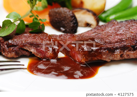 beef steak 4127575