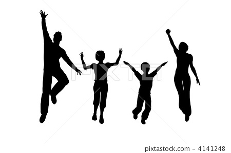 jump family of four 4141248