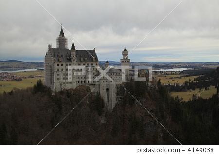 Neuschwanstein Castle 4149038