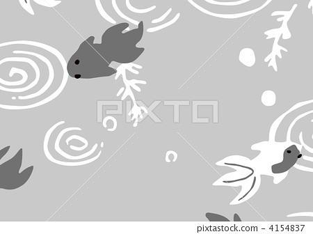 민물고기, 담수어, 섬유 4154837