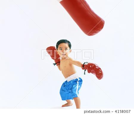 Children boxer 4158007