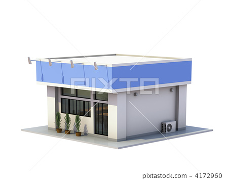 Cleaning store building 4172960