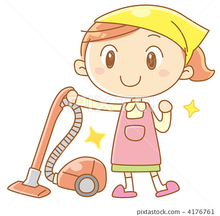 Cleaning mother 2 (vacuum cleaner) 4176761