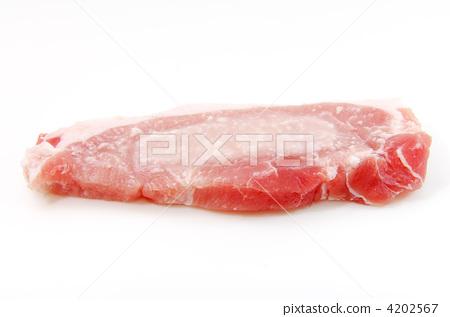 Pork with seasoned salt 4202567
