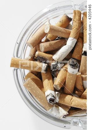 cigarette stubs 4203446