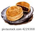 今川烧饼 二重烧烤 和果子 4229368