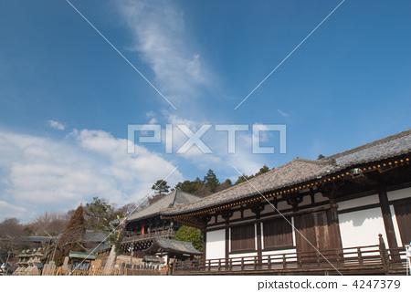 Todaiji Temple Hokkaido Mitsukada and February 4247379